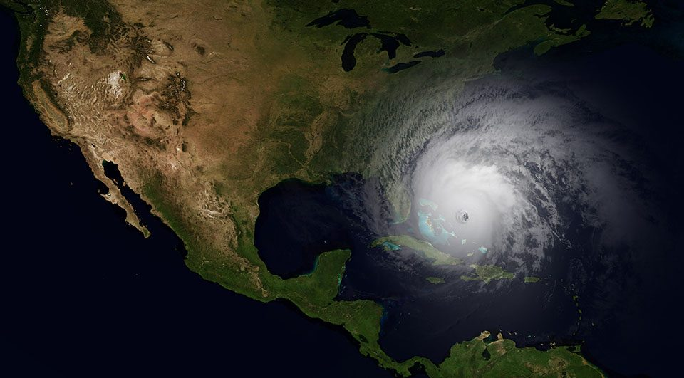 Can scientist stop hurricanes in their tracks