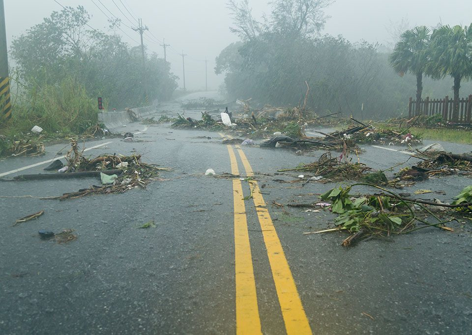 Offseason hurricanes and tropical storms in florida