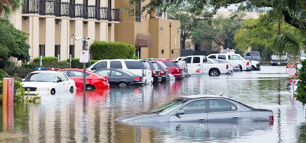 car flood damage