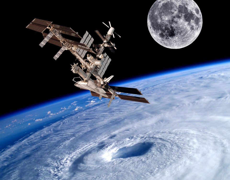 How the Moon Impacts Hurricanes